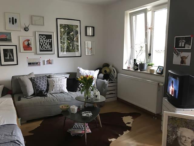 ** Urbanes Wohnen mit Pfiff ** - München - Apartment