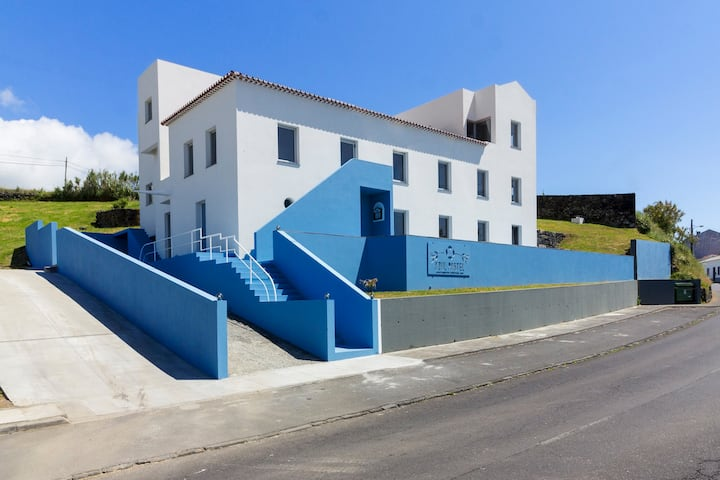 Lofts Azul Pastel Studio