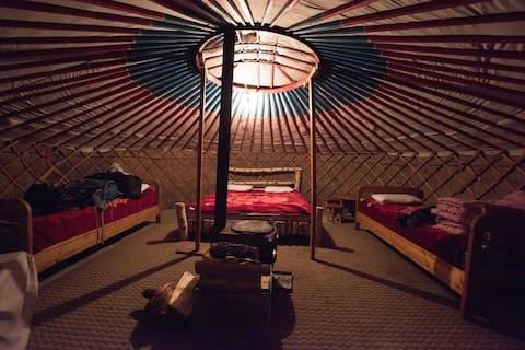 Family Ger - Mongol Ujin Camp