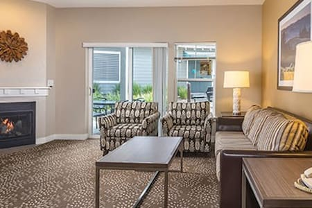 One-Bedroom Condo at WorldMark by Wyndham Sleeps 4
