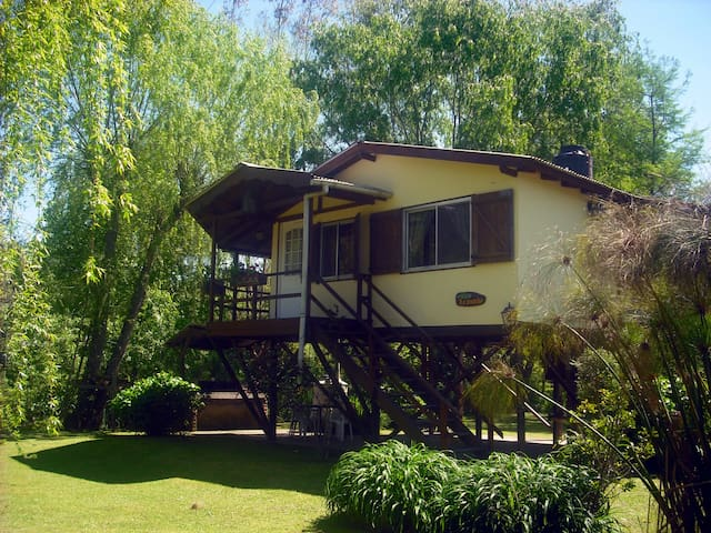 House to Relax in Tigre Delta - Tigre - Huis