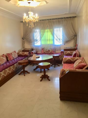 Complexe hassani appartements tangier