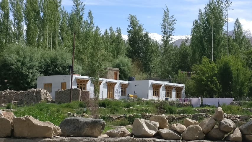 Chalung House: Charming Stok View Farmstay in Leh