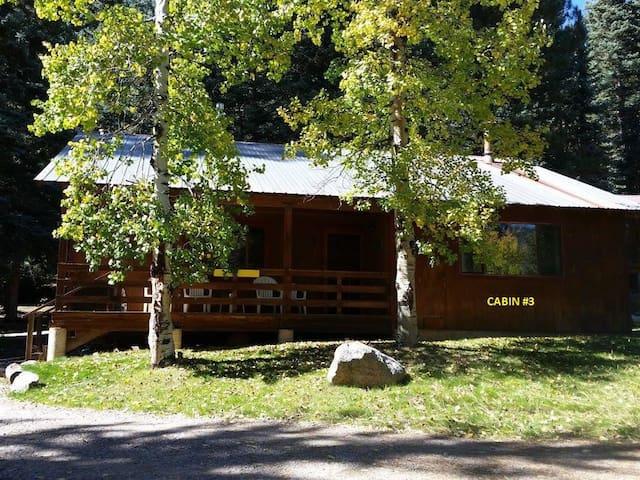Lone Wolf Cabins #3 Bear Den