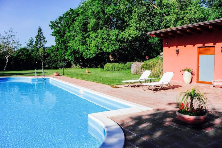 Etna Apartment with swimmingpool!!