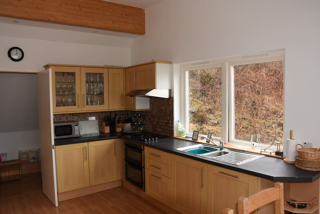 Large airy Kitchen