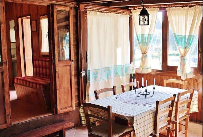 Bungalow indipendente vicino a Su Giudeu