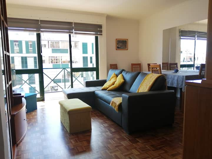 Funchal 3D view apartment