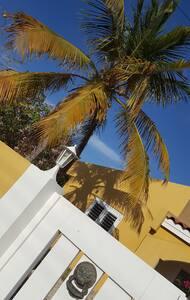 Kas Calimero, een verborgen paradijs op Bonaire