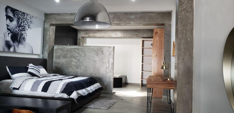 Maravilloso LOFT minimalista en Tepic Nayarit