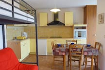 2-room apartment Erromardy for 4 persons