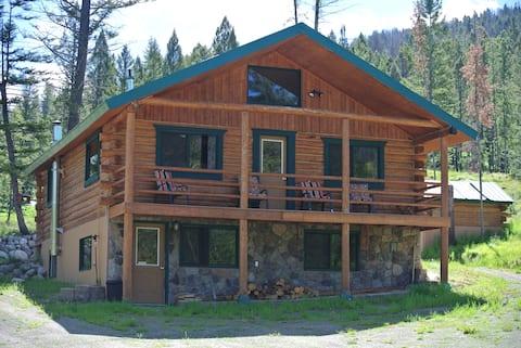Flume Creek Lodge-Mountain Cabin