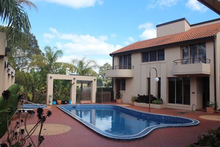 Beautiful vacation house