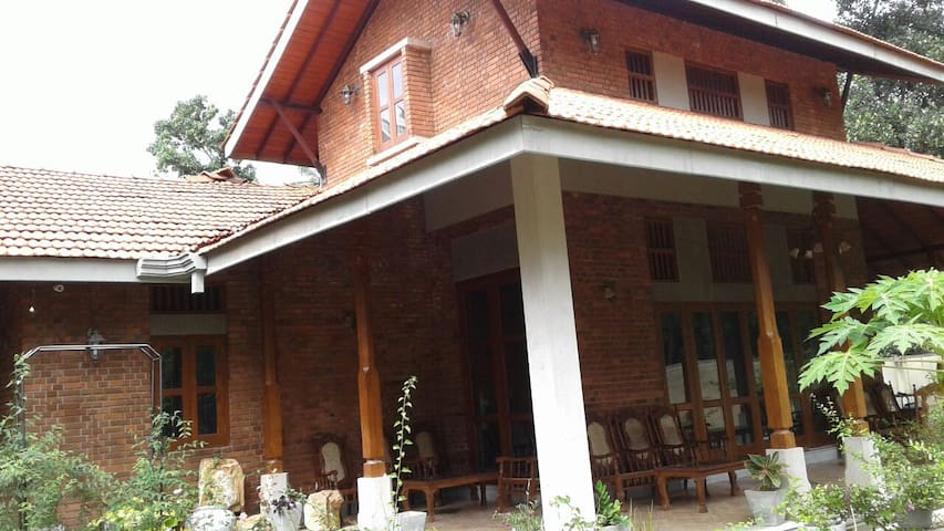 Beautiful home is located at Nakkawatta, Sri Lanka