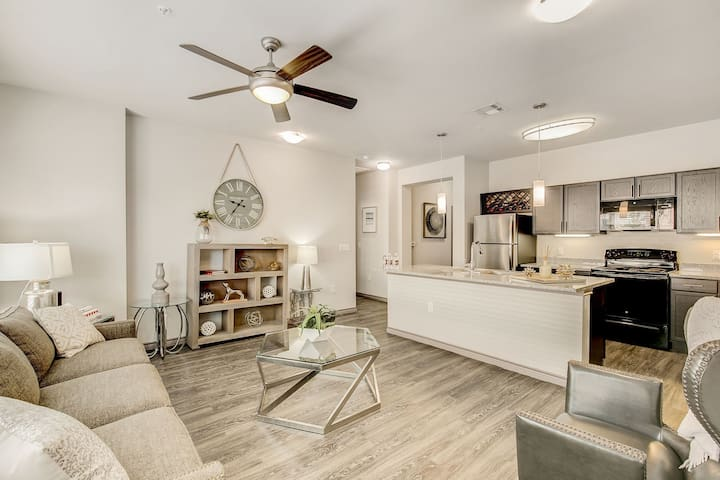 Cozy apartment for you | 1BR in Fort Worth