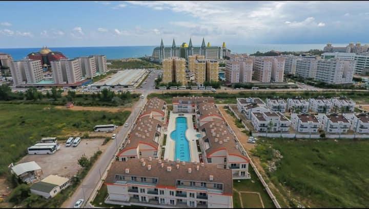 ANTALYA Lara  pool & beach A19