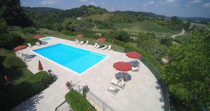 BuonRiposo -Vacation in Tuscany 2+2