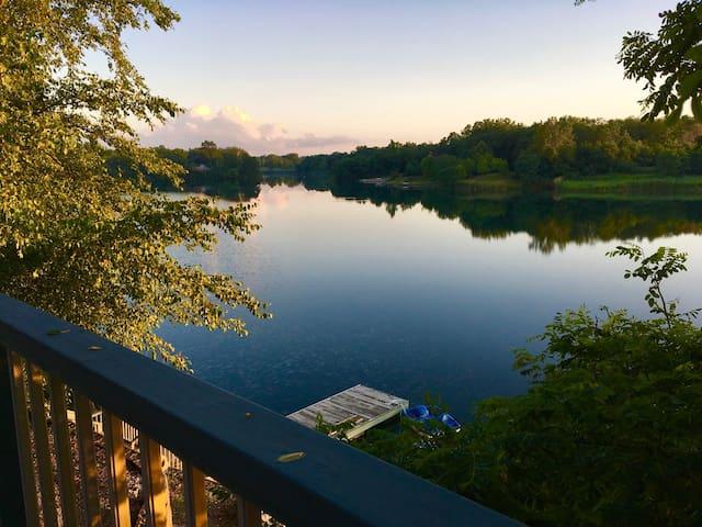 Gated - Lake Front Property Near Champaign, IL