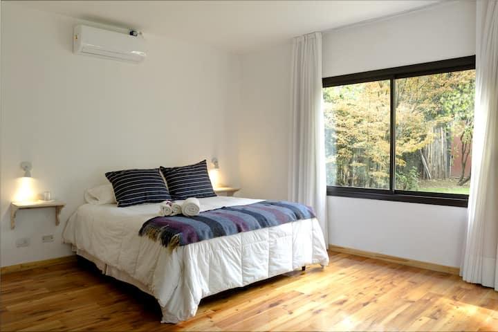 Suites de lujo, vista a la montaña,relax y confort