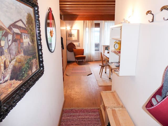 Confortable apartement a Riscone - Riscone - Apartmen