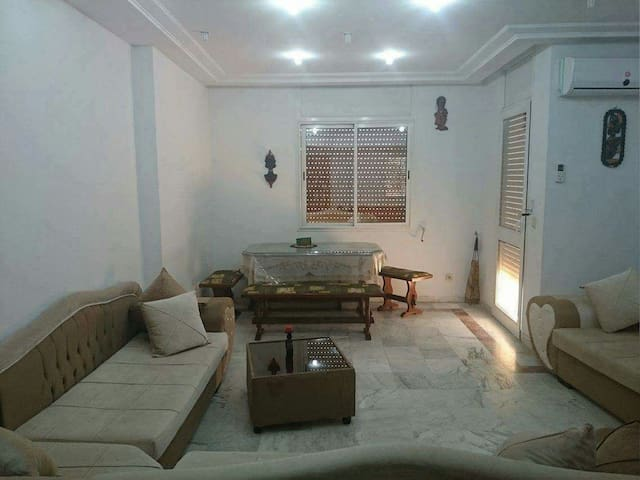 Big appartement in city center - Tunis - Byt