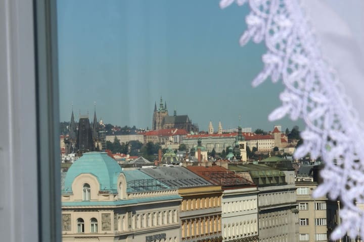 Your Prague Home - Best Prague View Apartment