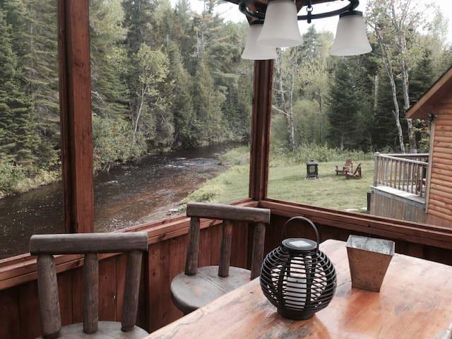 kouchibouguac backcountry cabins