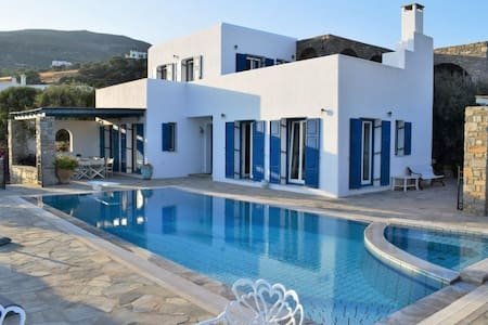 Pure White - Villa