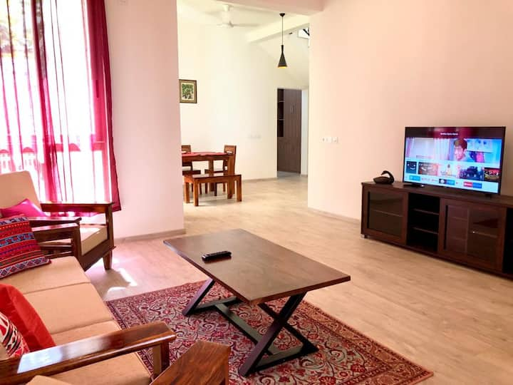 Villa 30min from the Bangalore Airport [#BLRDV001]