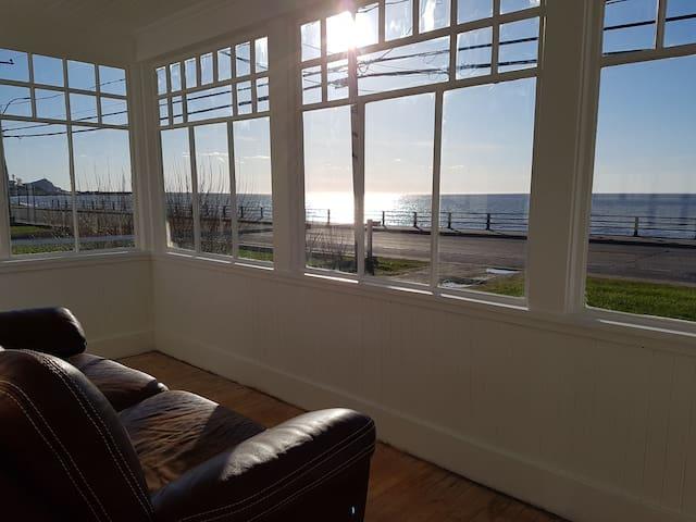 Appartement Gaspésien Vue sur la mer