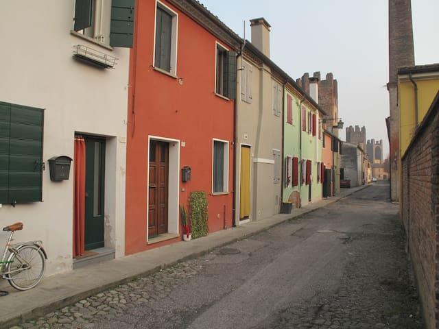 CASA LUNGO LE MURA Montagnana - Montagnana - Townhouse