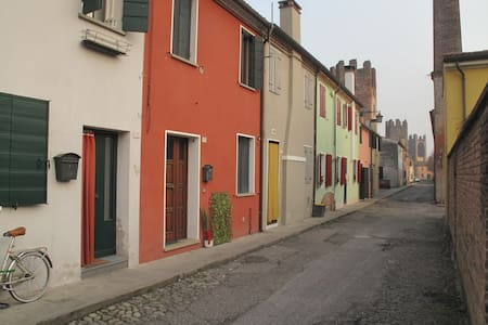 CASA LUNGO LE MURA Montagnana - Townhouse