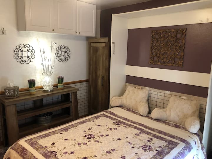 Private Guest Suite with Washer/Dryer & Kitchen!