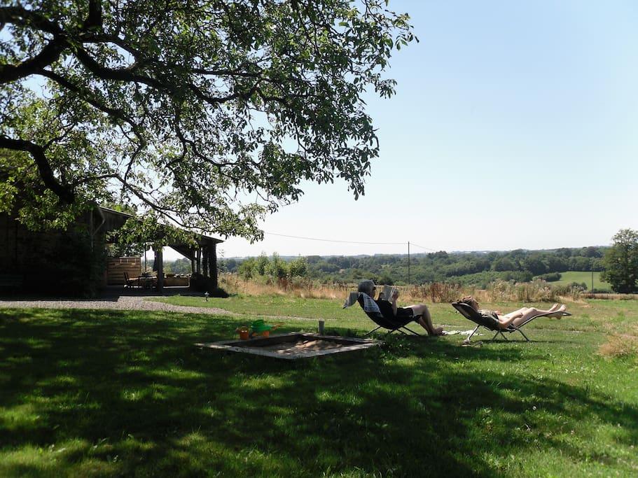 rust en ruimte