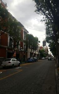 Departamento a pasos de Catedral - Puebla