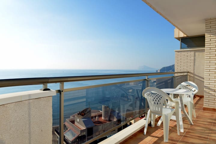 Beautiful apartment for two - Calp - Apartemen