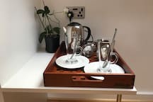 Tea and coffee facilities