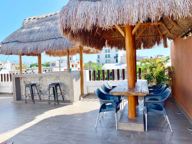 ★ Guayaba apartment ★ In dowtown Cancún ★