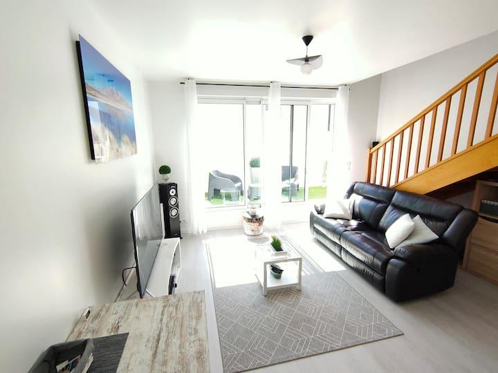 Appartement Duplex 50m² avec terrasse