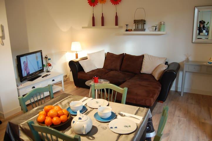 splendide appartement avec terrasse proche Disney - Magny-le-Hongre - Apartment