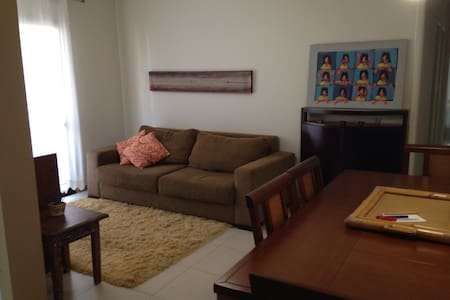 Apartamento completo região central - São Carlos - Appartement