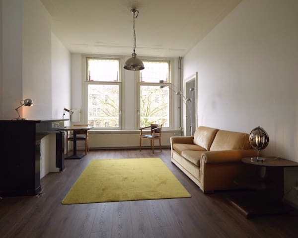 Spacious room in characteristic house
