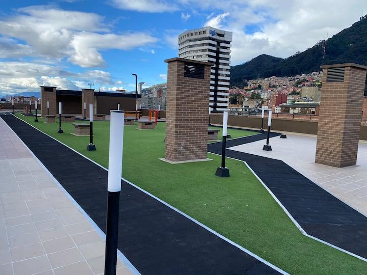 Apartament Suite Soho Chapinero Bogota