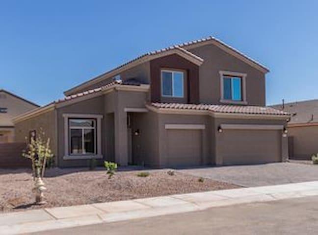 Denstone House - Tucson - Hus