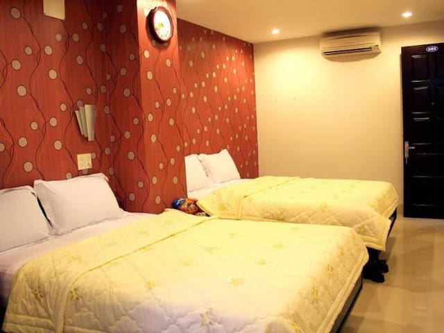 Quoc Te Nha Trang Hotel