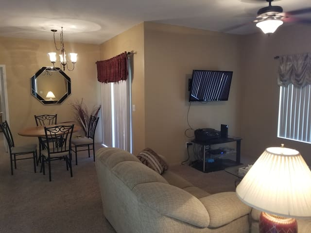 Modern condo in an upscale gated community