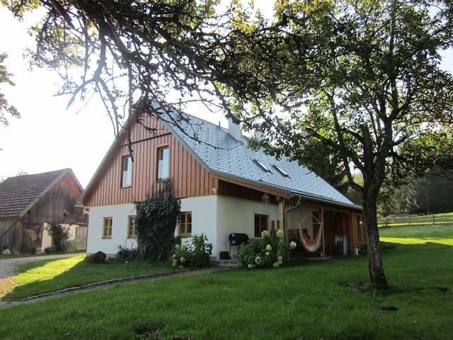 Bauernhäuschen Steiner Gütl - Vorderstoder - House