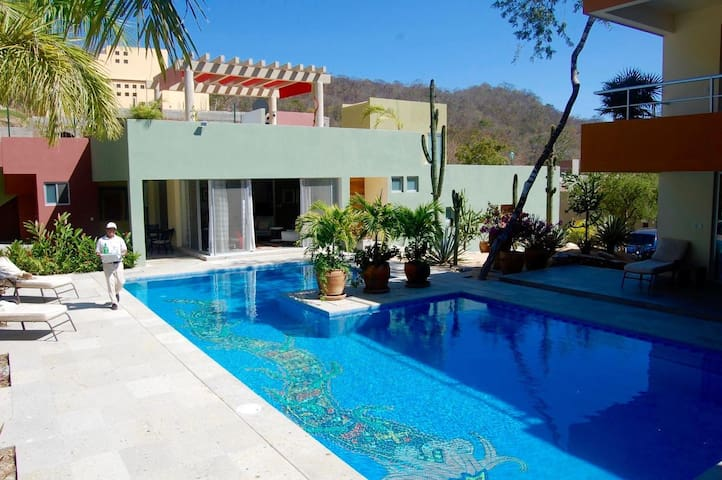 Comfortable, serene, private  room in Huatulco - Santa María Huatulco - House