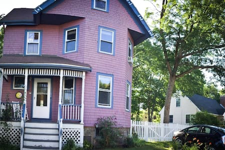 Room type: Entire home/apt Property type: Bed & Breakfast Accommodates: 5 Bedrooms: 4 Bathrooms: 2