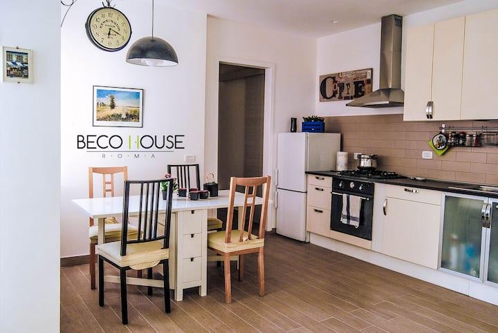Beco House #1